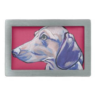 dachshund belt buckle