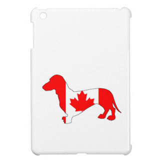 Dachshund Canada iPad Mini Case