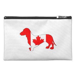 Dachshund Canada Travel Accessories Bags