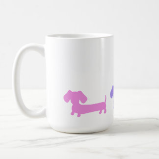 Dachshund Coffee Mug Wiener Dog Doxie Love