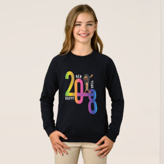 Dachshund Collection Year of the Dog 2018 Sweatshirt