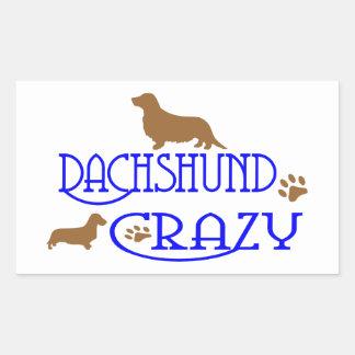 DACHSHUND CRAZY