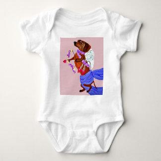 Dachshund Cupid T-shirts