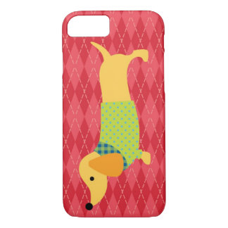 Dachshund Dog Case