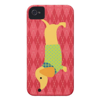 Dachshund Dog Case-Mate Case iPhone 4 Case-Mate Cases