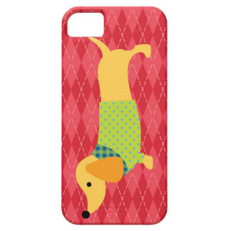 Dachshund Dog Case-Mate Case iPhone 5 Covers