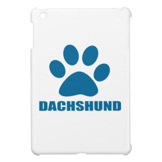 DACHSHUND DOG DESIGNS COVER FOR THE iPad MINI