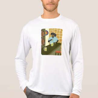 Dachshund Doxie Beer Barrel Keg T Shirts