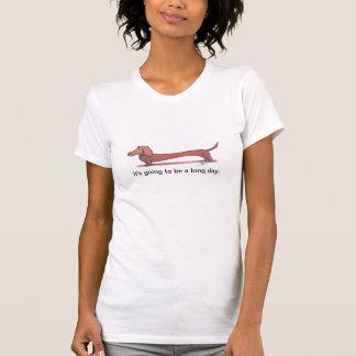 dachshund drawing T-Shirt