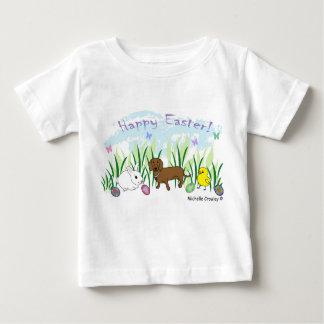 dachshund easter baby T-Shirt