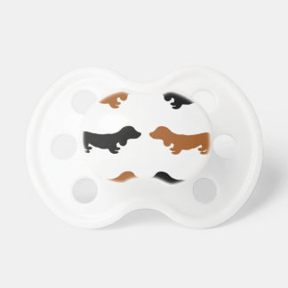 Dachshund Gifts BooginHead Pacifier