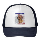 Dachshund Gifts Trucker Hat