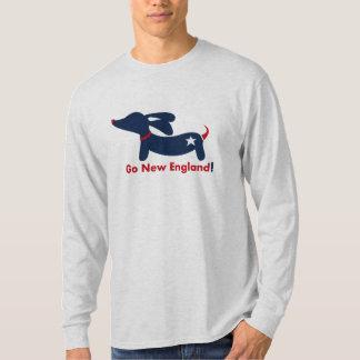 Dachshund Go New England | Wiener Dog | Shirt