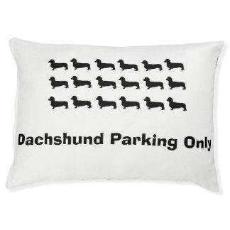"""Dachshund"" Indoor Dog Bed Large Dog Bed"