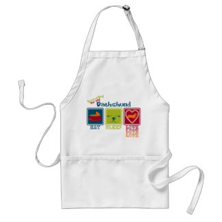 Dachshund [Long-haired] Aprons