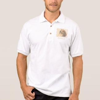 Dachshund (Longhaired) Polo Shirt