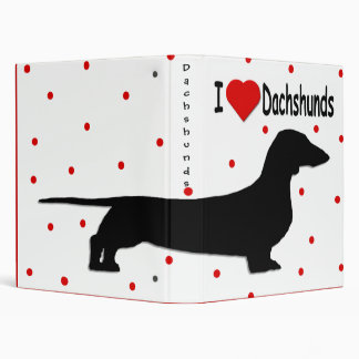 Dachshund Lover Album Binder