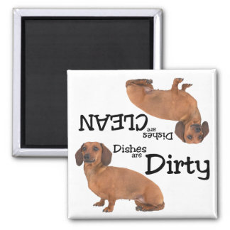 Dachshund Lovers Dishwasher Magnet