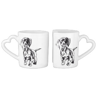 Dachshund Lover's Mug Set