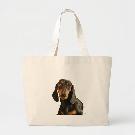Dachshund ( Mini Brown Short Haired ) Bag