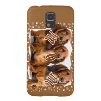 Dachshund MOM Merchandise Case For Galaxy S5