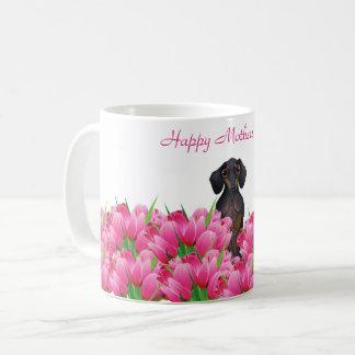 Dachshund Mothers Day Mug