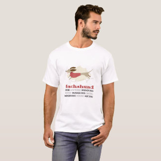 Dachshund Nicknames T-Shirt