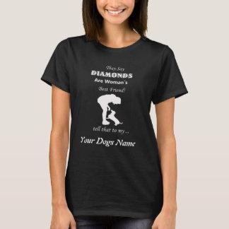 Dachshund or Diamonds T-Shirt
