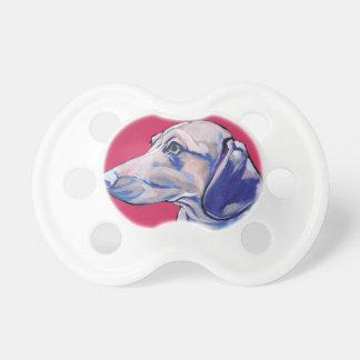 dachshund pacifier