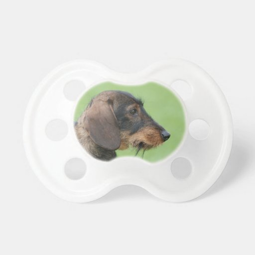 Dachshund Baby Pacifiers