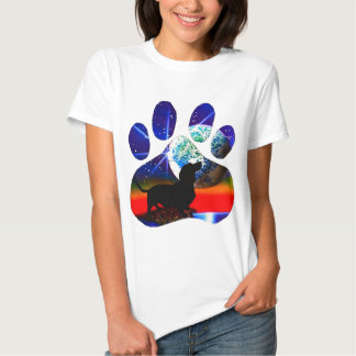 Dachshund Paw T-shirts