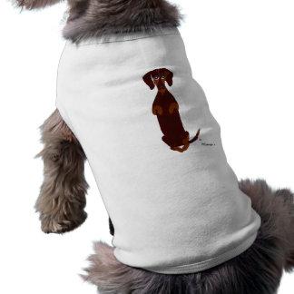 Dachshund Pet Sweater Pet T Shirt