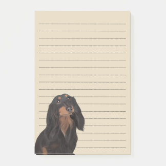 Dachshund Post-It Post-it Notes