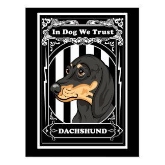 Dachshund Postcard Collection