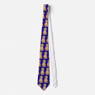 Dachshund Pretty Pose Tie