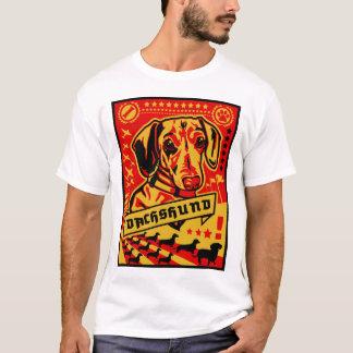 Dachshund Propaganda T-Shirt