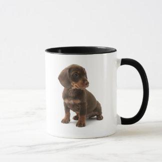 Dachshund Puppy Coffee Mug