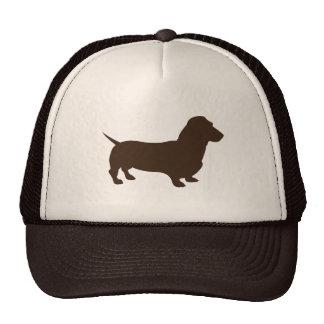 dachshund_simple trucker hat
