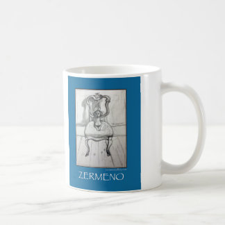 Dachshund Sketch by Zermeno Coffee Mug
