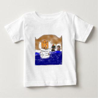 Dachshund Story Time Baby T-Shirt