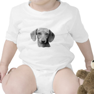 Dachshund - Stylized Image Tee Shirts