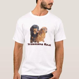 Dachshund Sweeties Unisex T-Shirt