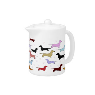 Dachshund Tea Pot