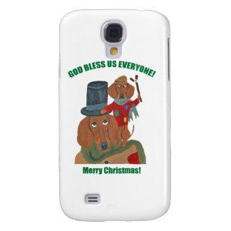 Dachshund Tiny Tim HTC Vivid Cover