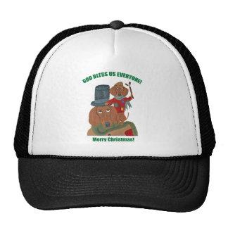 Dachshund Tiny Tim Mesh Hat