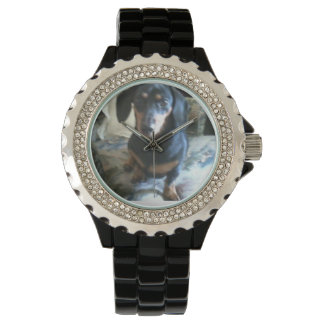 dachshund watch, or add your own picture! watch