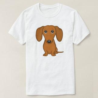 Dachshund | Weiner Dog | Cute Doxie Cartoon Dog T-Shirt