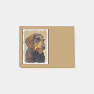 Dachshund (Wirehaired) Post-it Notes