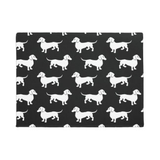 Dachshunds All Over Doormat