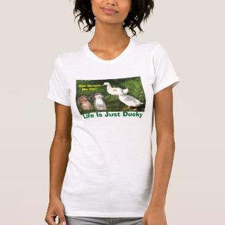 Dachshunds and Ducks T-Shirt